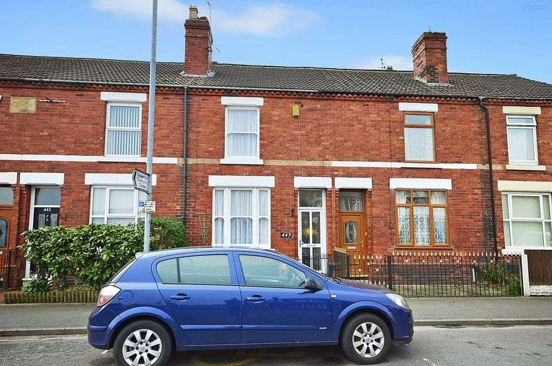 2 Bedrooms Terraced House for sale in Liverpool Road, Widnes
