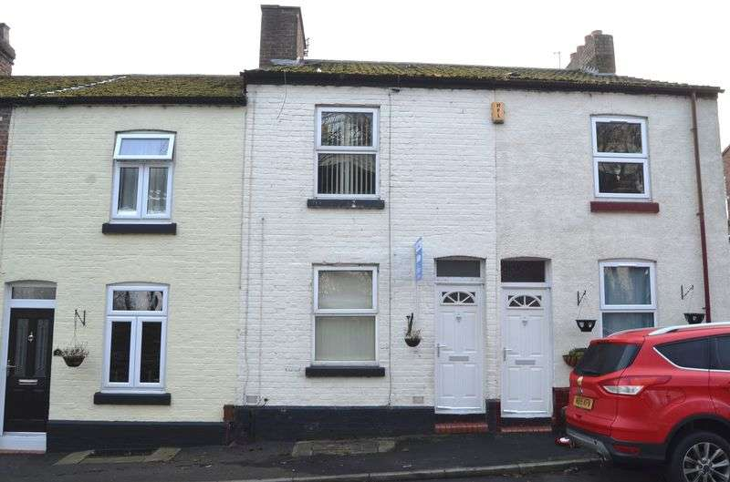 3 Bedrooms Terraced House for sale in Clarence Street, Runcorn