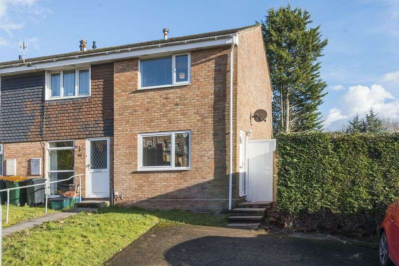 2 Bedrooms Terraced House for sale in Plym Walk, Newport