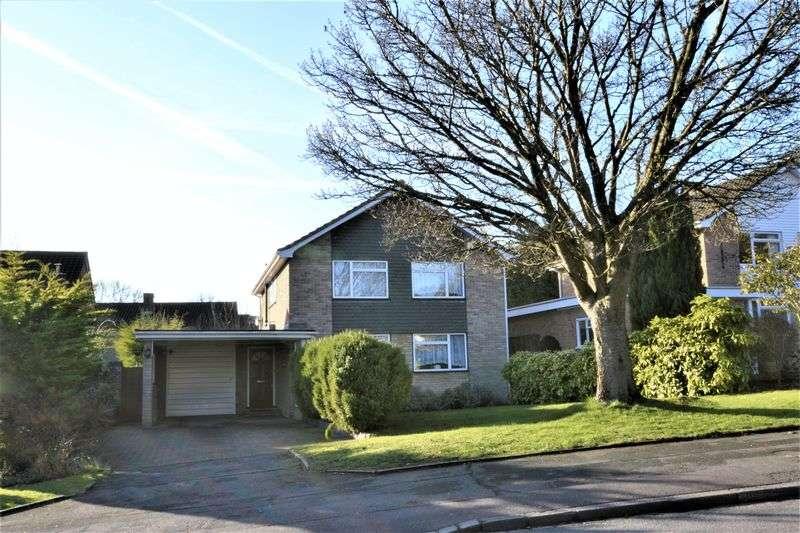 4 Bedrooms Detached House for sale in Spout Hill, Addington Village