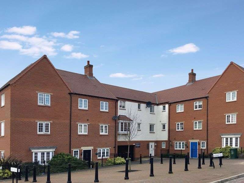 2 Bedrooms Flat for sale in Salford Way, Church Gresley