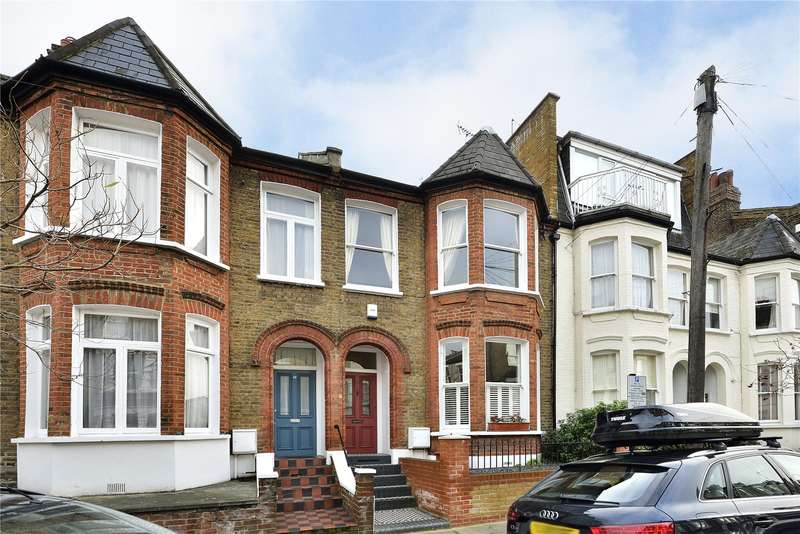 4 Bedrooms Terraced House for sale in Battledean Road, London, N5