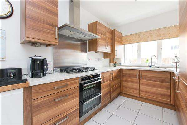3 Bedrooms Terraced House for sale in Invicta Close, Canterbury