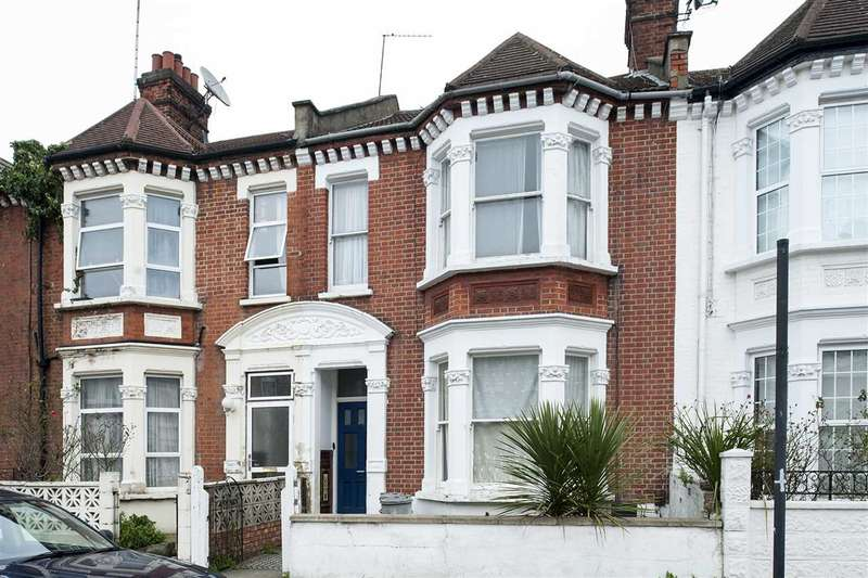 4 Bedrooms Terraced House for sale in Pennard Road, Shepherd's Bush