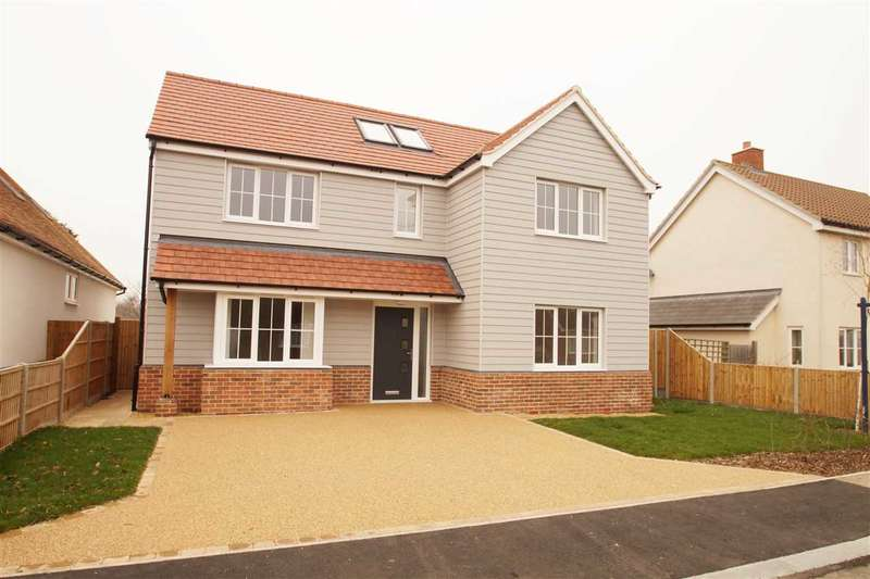 4 Bedrooms Detached House for sale in St. Marys Road, Great Bentley, Colchester