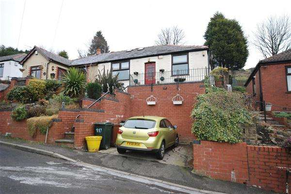 4 Bedrooms Semi Detached House for sale in Tonacliffe Road, Rochdale