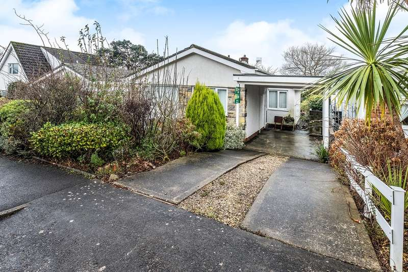 2 Bedrooms Semi Detached Bungalow for sale in Ravenswood Close, Bryncoch, Neath