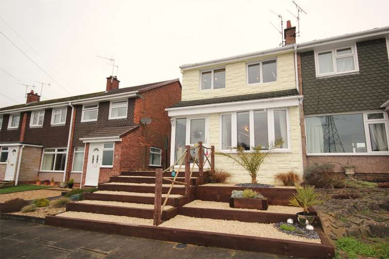 3 Bedrooms End Of Terrace House for sale in Martley Road, St Johns, Worcester