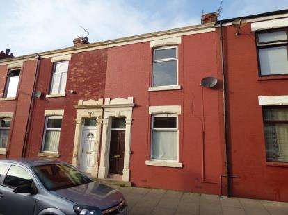 2 Bedrooms Terraced House for sale in Fletcher Road, Preston, Lancashire, PR1