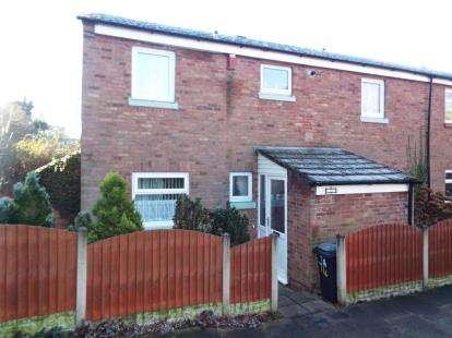 4 Bedrooms End Of Terrace House for sale in Northleach Close, Church Hill, Redditch, Worcestershire