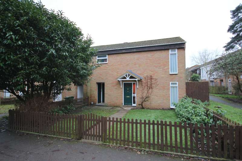 3 Bedrooms End Of Terrace House for sale in Oakengates, Bracknell