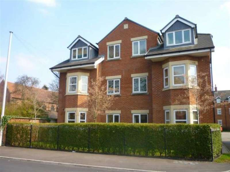 2 Bedrooms Flat for sale in Provender Court, Broadheath