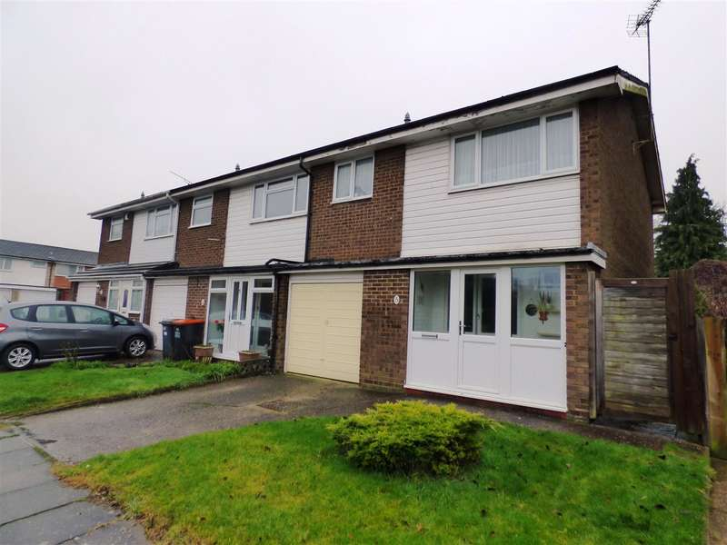 3 Bedrooms Property for sale in Leighton Court, Dunstable