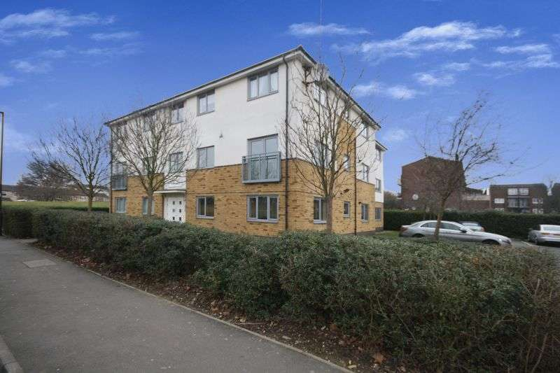 1 Bedroom Flat for sale in Broadmead Road, Northolt