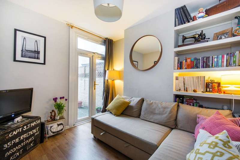 2 Bedrooms Flat for sale in Dartnell Road, Croydon, CR0