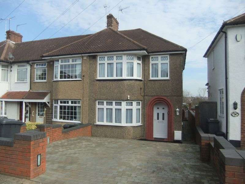 3 Bedrooms Terraced House for sale in Weirdale Avenue, Whetstone