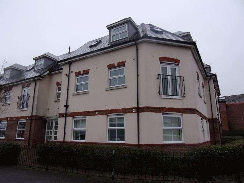 2 Bedrooms Flat for sale in Jarrett Court, Horsham