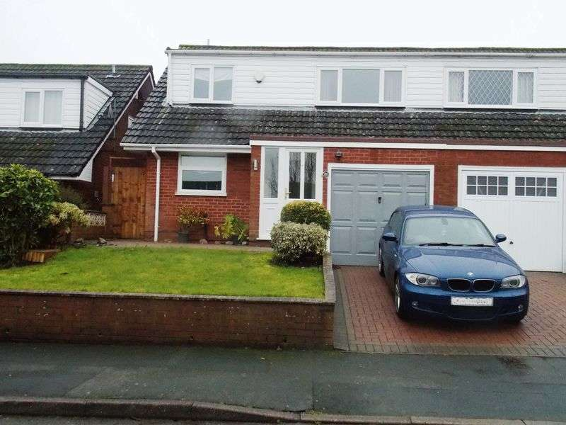3 Bedrooms Semi Detached House for sale in Alderney Gardens, Kings Norton, Birmingham