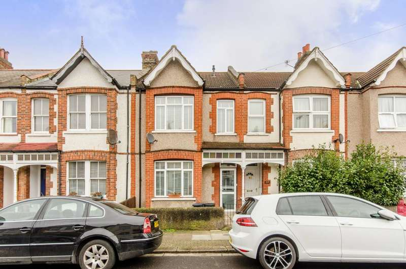 3 Bedrooms House for sale in Fallsbrook Road, Streatham Park, SW16