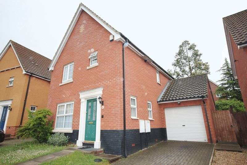 4 Bedrooms Detached House for sale in The Swale, Norwich