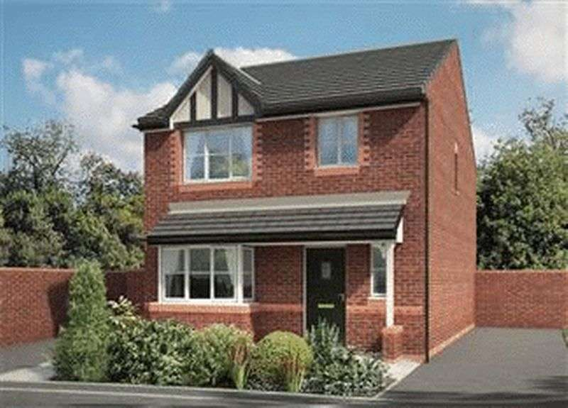3 Bedrooms Detached House for sale in Orrell Lane, Liverpool