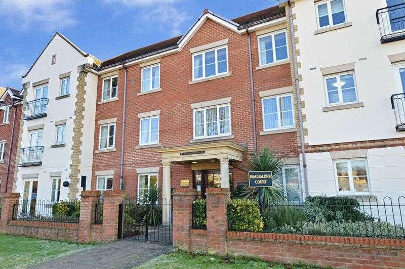 1 Bedroom Retirement Property for sale in Magdalene Court, Baldock, SG7 6PF