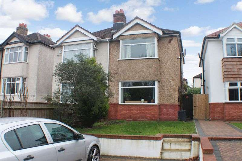 2 Bedrooms Semi Detached House for sale in Spicers Hill, Totton