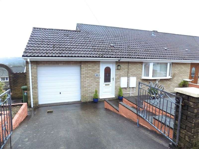 2 Bedrooms Semi Detached House for sale in Rhys Street, Tonypandy