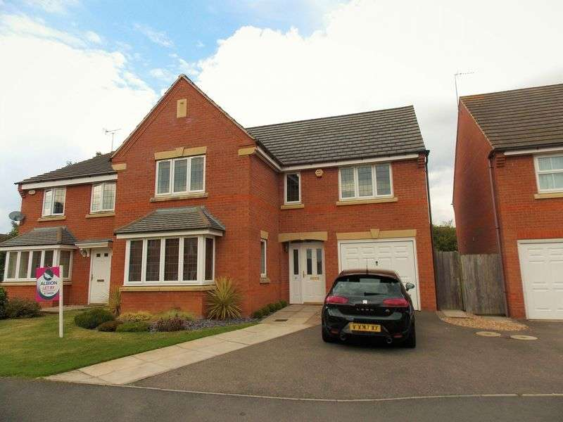 4 Bedrooms Detached House for sale in 68, Breezehill, Wootton, Northampton NN5 6AG