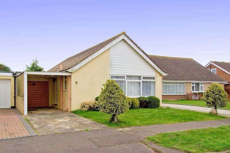 2 Bedrooms Detached Bungalow for sale in Harbour View Road, Pagham, Bognor Regis, PO21