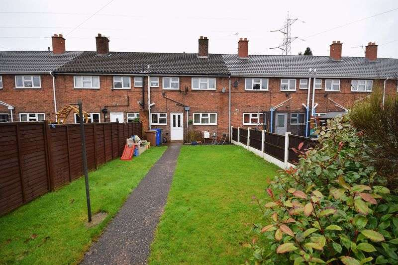 3 Bedrooms Terraced House for sale in Trentside Road, Norton Green