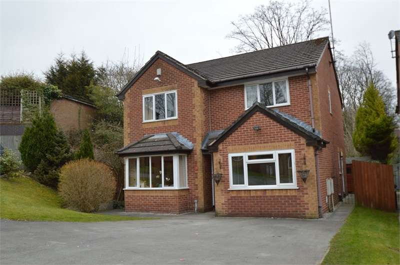 4 Bedrooms Detached House for sale in Butterstile Close, Prestwich, Manchester, M25