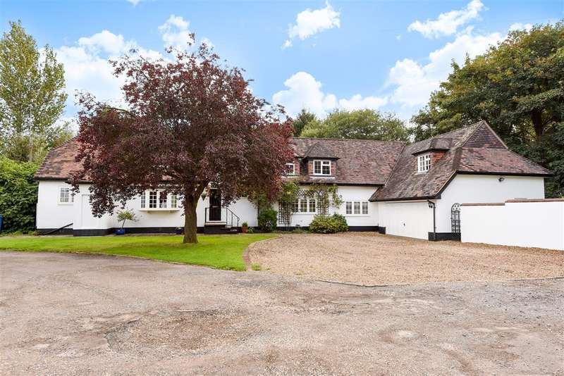 6 Bedrooms Detached House for sale in Old Oak Court, West Road, Wokingham