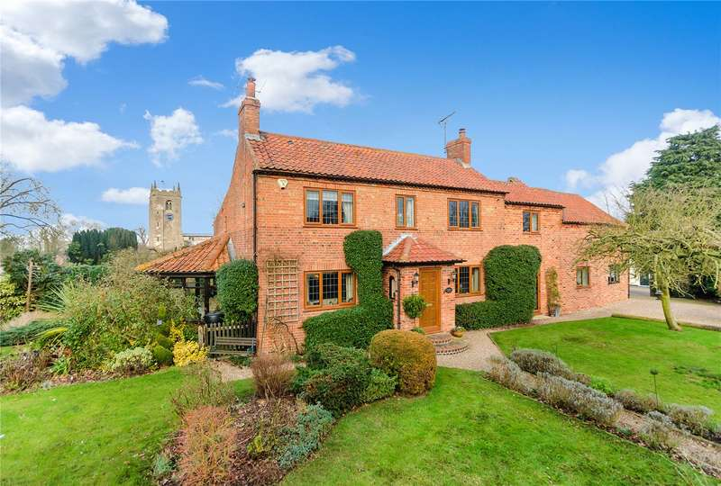 6 Bedrooms Detached House for sale in Long Street, Foston, Grantham, NG32