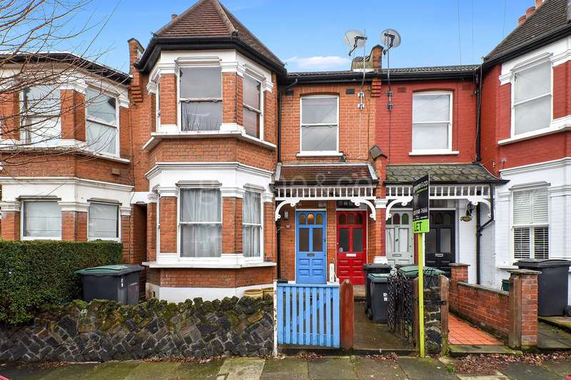 2 Bedrooms Maisonette Flat for sale in South View Road, Crouch End, London, N8