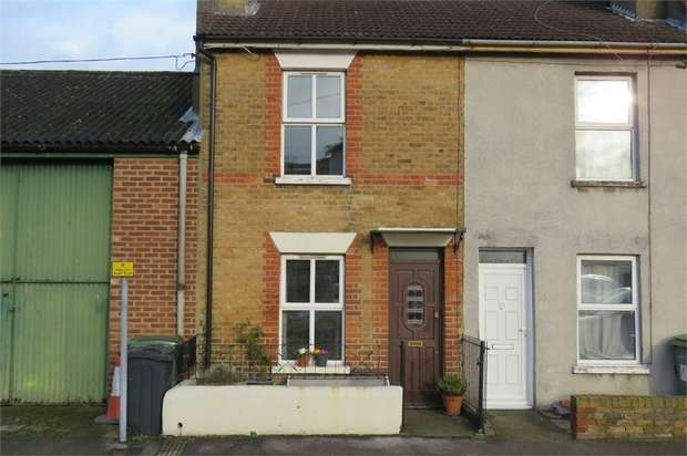 2 Bedrooms End Of Terrace House for sale in Brunswick Street, MAIDSTONE, Kent