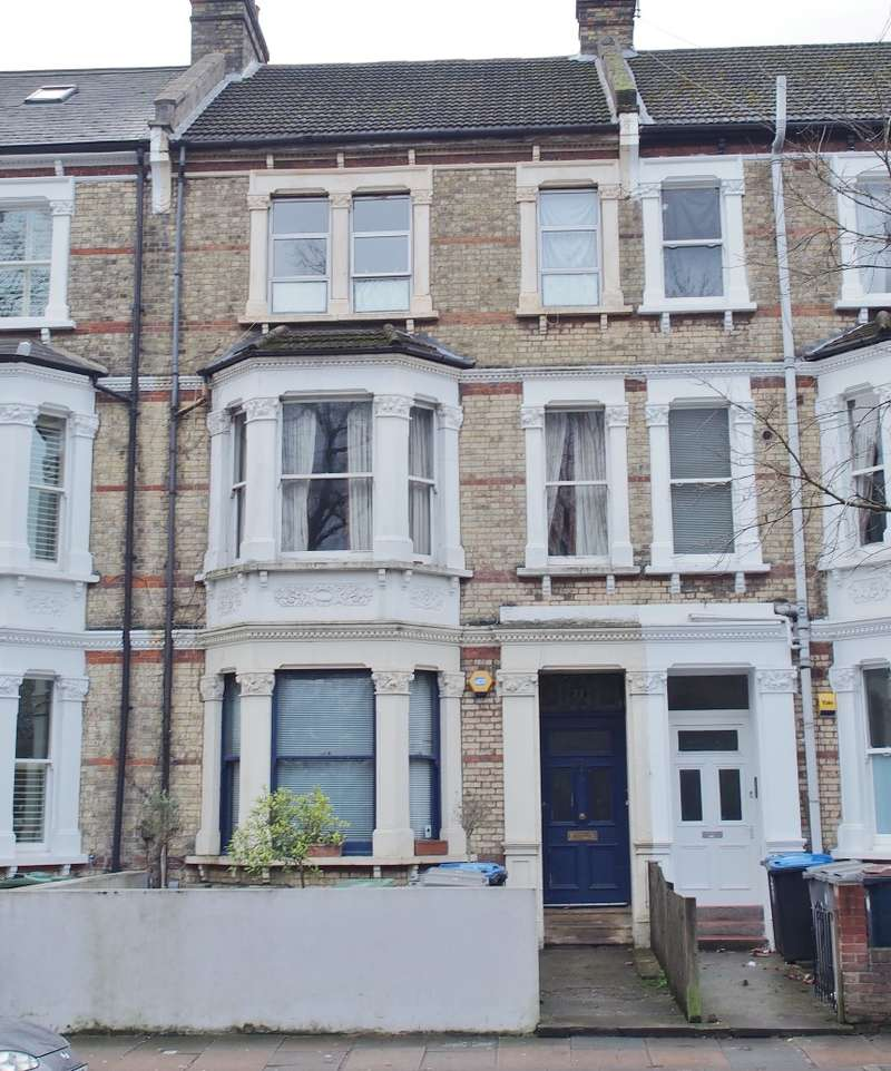 2 Bedrooms Flat for sale in Harvist Road, Queen's Park, London, NW6 6HA