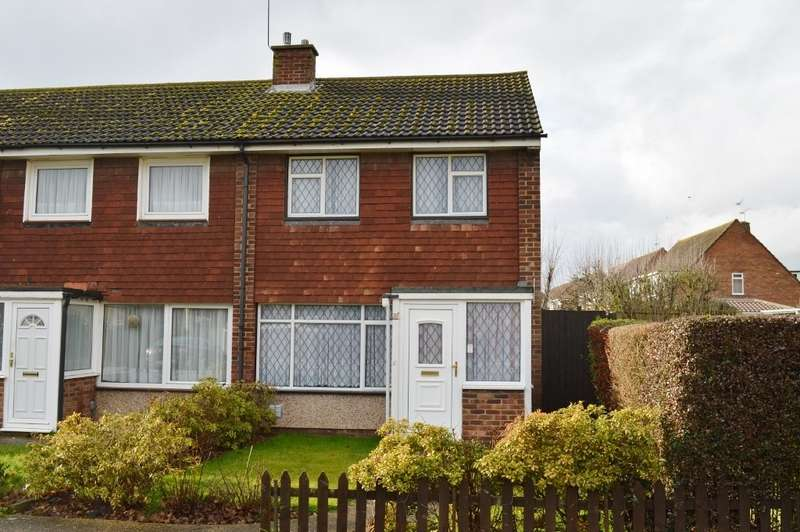 2 Bedrooms End Of Terrace House for sale in Windrush Avenue, Langley, SL3