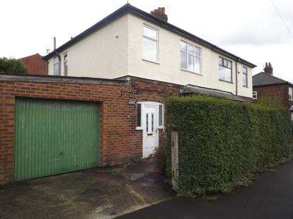 3 Bedrooms Semi Detached House for sale in Alvern Avenue, Fulwood, Preston, Lancashire