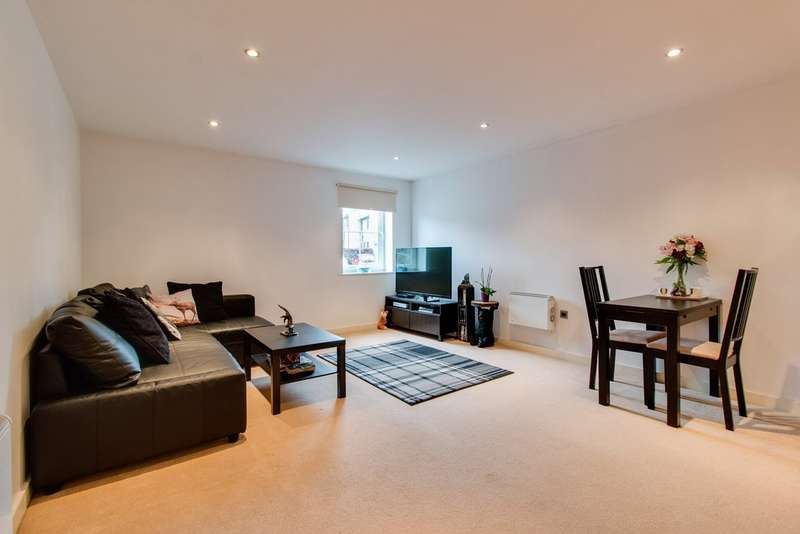 1 Bedroom Flat for sale in Piccadilly Heights, Wain Avenue