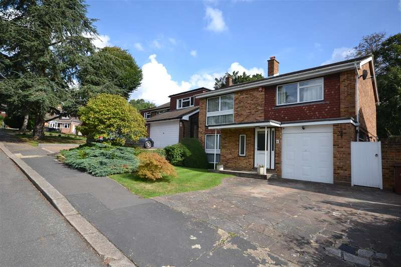 3 Bedrooms Detached House for sale in Runnelfield, South Hill Avenue, Harrow on the Hill