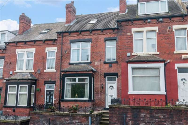4 Bedrooms Terraced House for sale in Hough Lane, LS13