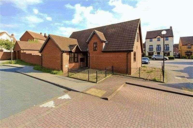 4 Bedrooms Detached House for sale in Abbotsbury, Milton Keynes