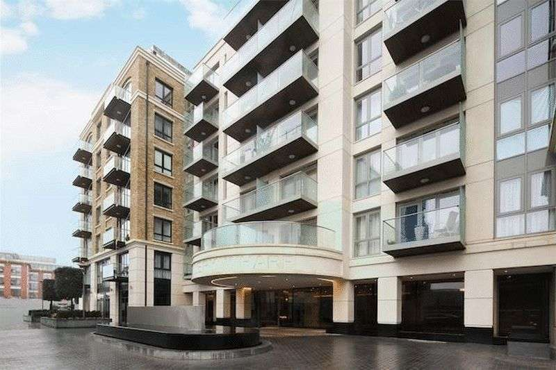 3 Bedrooms Flat for sale in Distillery Wharf, Fulham Reach, London, W6