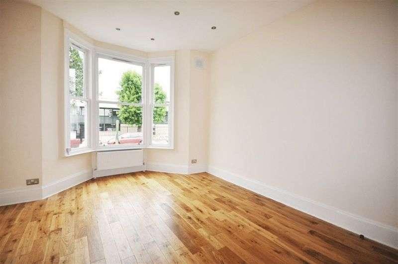 2 Bedrooms Flat for sale in Kilburn Park Road, London