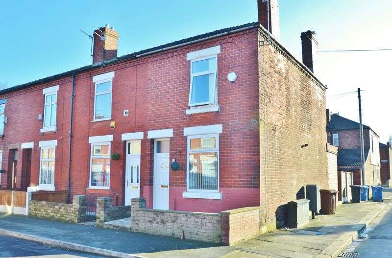 2 Bedrooms Terraced House for sale in Unicorn Street, Manchester