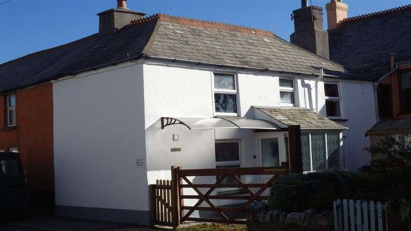 2 Bedrooms Property for sale in Rockhead Street, Delabole