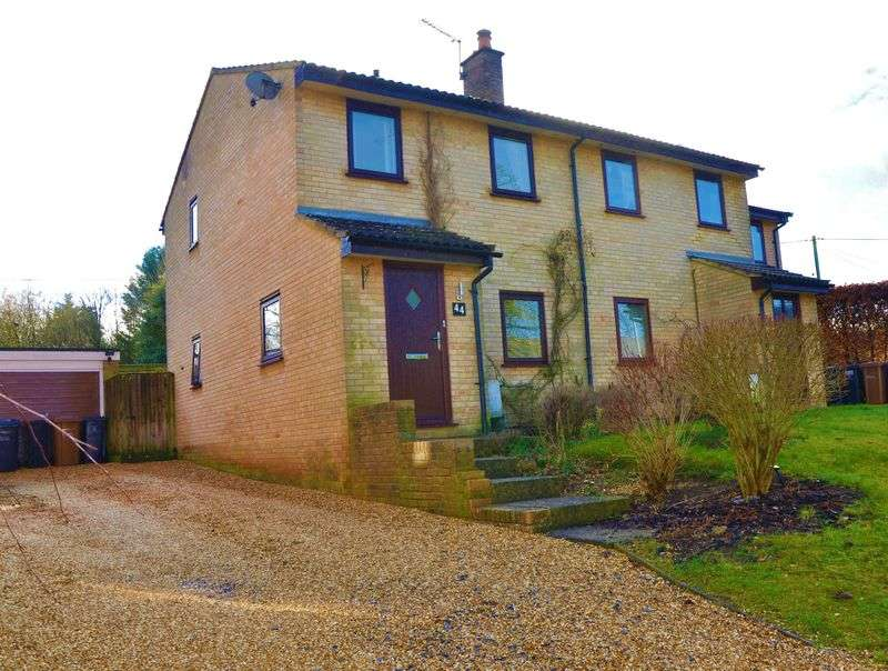 3 Bedrooms Semi Detached House for sale in Upper Clatford