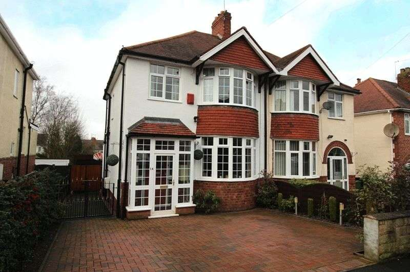 3 Bedrooms Semi Detached House for sale in Links Road, PENN