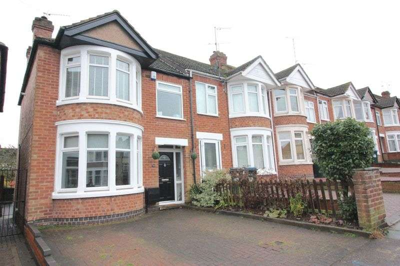 3 Bedrooms Terraced House for sale in Rutherglen Avenue, Whitley, Coventry